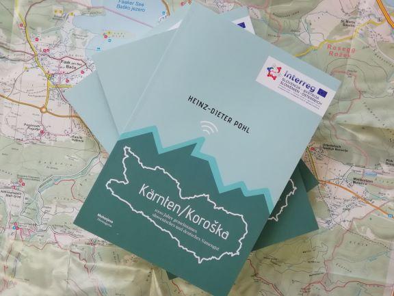 Cover Kärnten/Koroška